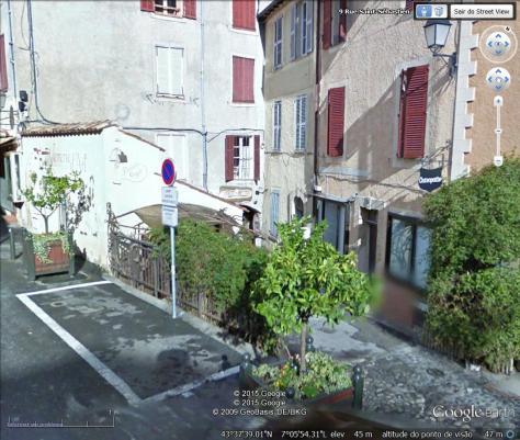 rue Saint Sebastien, Biot