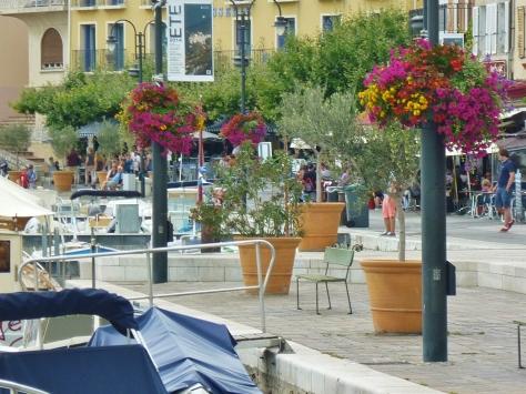 Centrinho de Cassis - Marina.