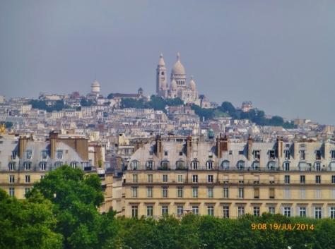 Paris, Sacre Coeur.