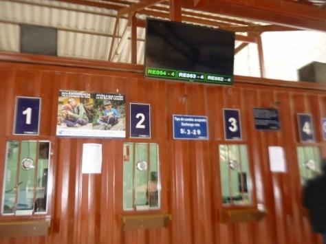 Bilheteria Estação de Trem Ollantaytambo - Marilia Boos Gomes.