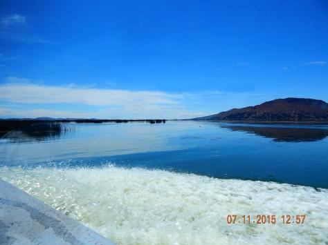 Lago Titicaca - Puno, Peru
