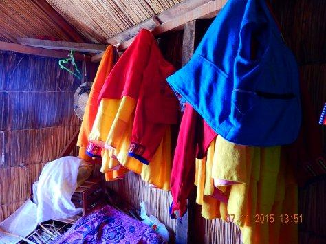 Habitação Uros Lago Titicaca - Puno, Peru