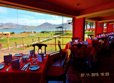 Hotel Sonesta Pousadas Del Inca Lago Titicaca.