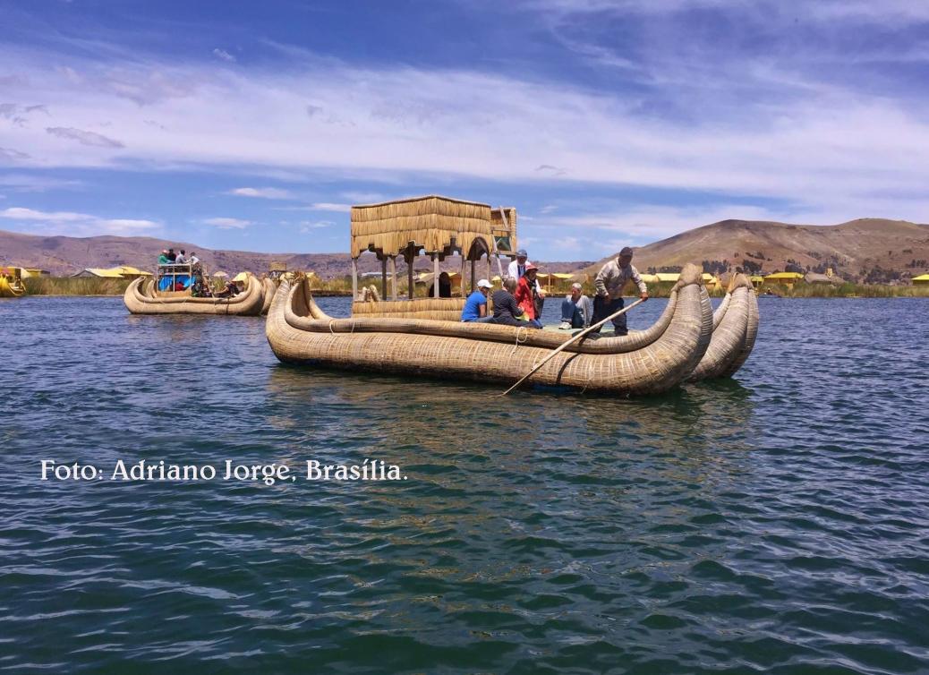 Lago Titicaca, Puno