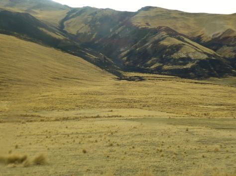 Abra La Raya, Peru.