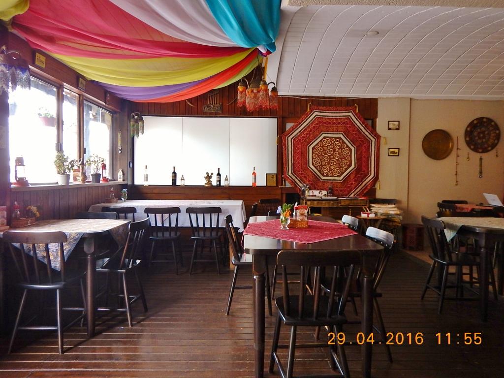 Restaurante Marhaba.
