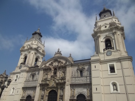 Catedral de Lima.