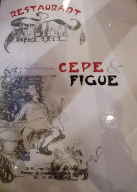 Cepe & Figue.