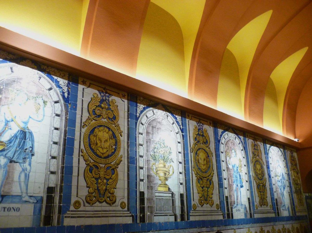 Portugal, Lisboa - Cervejaria Trindade, desde 1294!