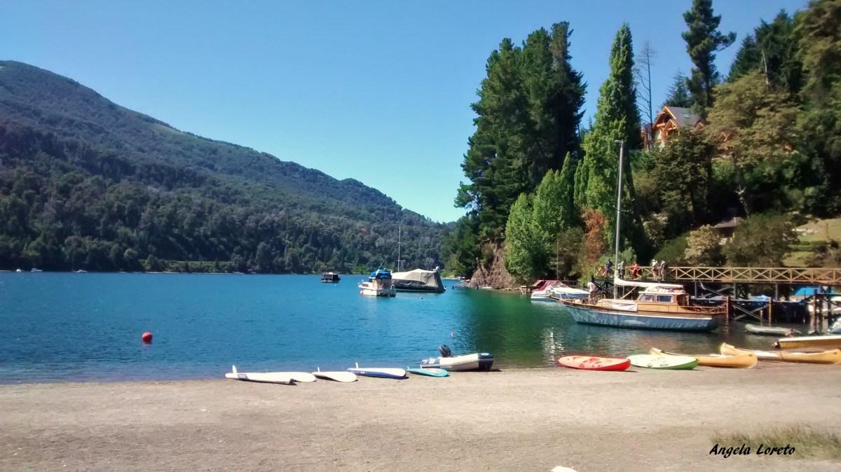 ARGENTINA, AR: Lago Nahuel Huapi - O Passeio de Veleiro de Angela Loreto.